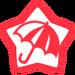 Ability Star Parasol