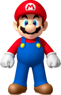 File:SMG2 Yoshi & Mario.png
