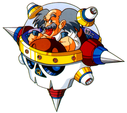 Dr. Wily Capsule