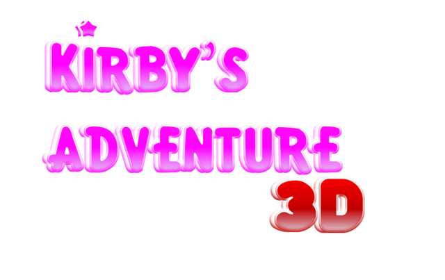File:Kirby'sAdventure3DLogo2.png