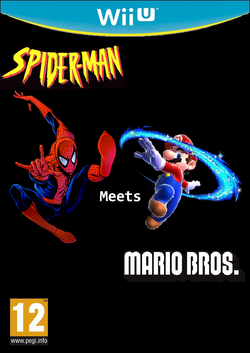 Spidermanmeetsmariowiiucover