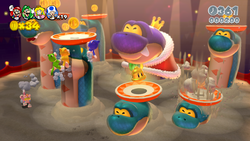 WiiU SuperMario3DWorld New Boss