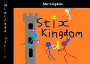 Stix Kingdom Nintendo Matrix Boxart