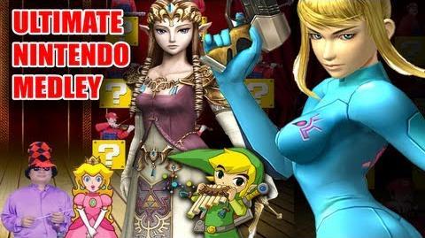 Ultimate Nintendo Medley