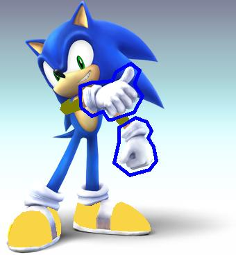 File:Sonic the Hedgehog with the Sheild Break ability.JPG