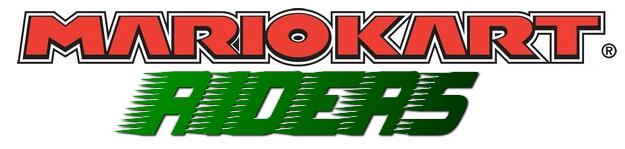 File:Mario Kart Riders Logo.png
