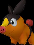 Tepig (Pokédex 3D)