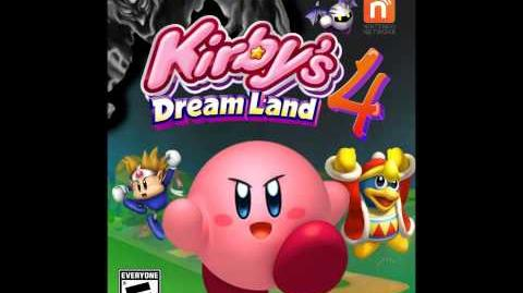 Kirby's Dream Land 4 - Green Greens