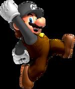 Earthquake Mario SMWU