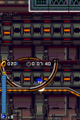 Sonic Rush HugeCrisis