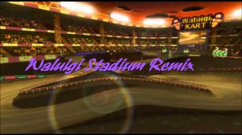 Mario Kart Double Dash!! Waluigi Stadium & Wario Colosseum (Remix) ~ My Game Music Remix 21