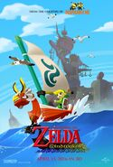 The Wind Waker Movie Poster 4