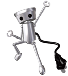 Chibi-Robo (SSB Evolution)