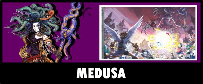 Medusa USBIV
