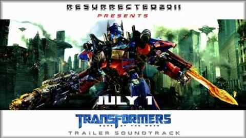 Trailer Soundtrack - Transformers Dark of The Moon (Trailer Cut Version)