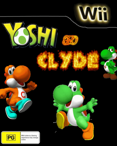 File:Yoshi and Clyde.png