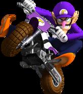 425px-Waluigi Artwork - Mario Kart Wii