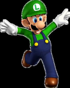 Luigi again
