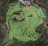 Hyrule Field Map (Ocarina of Time)