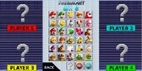 Mario Kart Wii Universe