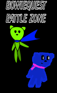 Bowiequest Battle Zone