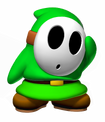 GreenShyGuy