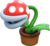 Piranha Plant Artwork - Super Mario 3D World