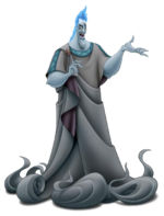 Hades Disney transparent