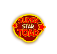 Super Star Toad - Original Logo (Without Toads)