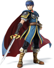383px-SSB4 - Marth Artwork