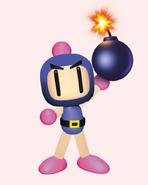 Blue Bomberman