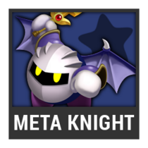 ACL -- Super Smash Bros. Switch character box - Meta Knight