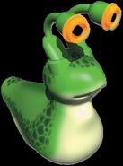 Slimy Slug