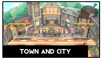 Town and CitySSBV