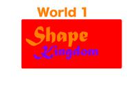 World 1 Shape Kingdom