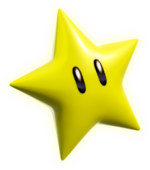 424px-Super Star Artwork - Super Mario 3D World
