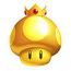 Golden Mushroom - Mario Kart 8 Wii U