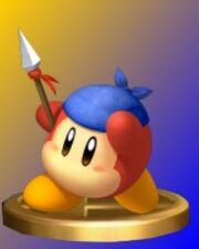 SSBNS Kirby Trophies (6)