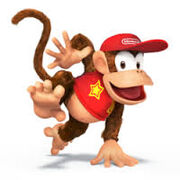 Diddy Kong Smash Resurgence