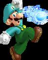 Ice Luigi