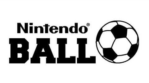Title Screen - Nintendo Ball