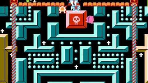 Devil World NES-0