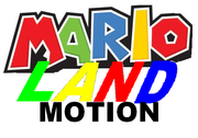 Mario Land Motion Logo