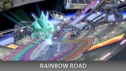 Rainbow Road-SSBC