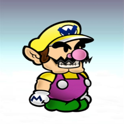 File:Paper Wario (Paper Smash Bros).jpg