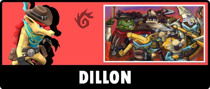 DillonIcon USBIV
