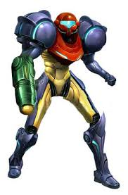 Gravity Suit Samus