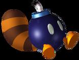 Tanooki Bomb-omb SM3DW