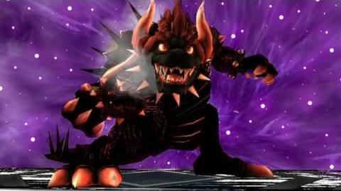 Darkey Koopa Battle