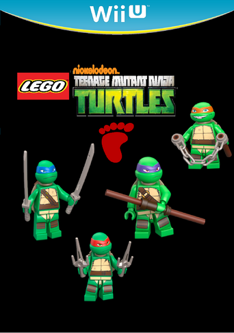 LEGO Teenage Mutant Ninja Turtles Videogame